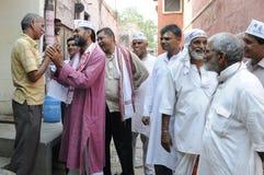 Yogendra Yadav . Stock Photos