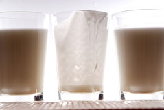 yoghurt 4 arkivfoton