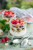 Yoghurt With Fresh Berries