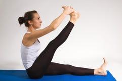 yogi девушки Стоковое Изображение RF