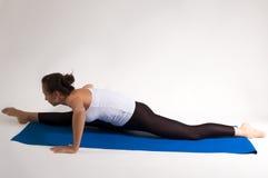 yogi девушки Стоковое фото RF