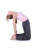 yogi женщины Стоковая Фотография RF