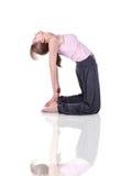 yogi женщины Стоковые Изображения RF