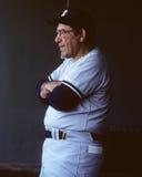 Yogi Berra Arkivfoto
