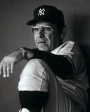 Yogi Berra-New York Yankees Stock Foto's