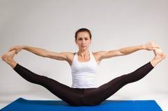 Yogi girl Stock Image