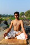 Yogi indien photographie stock libre de droits