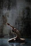 Yogic exercise Royalty Free Stock Photography