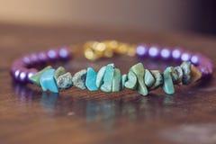 Yogini bracelet Stock Photos