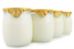 Yogurt Royalty Free Stock Photos