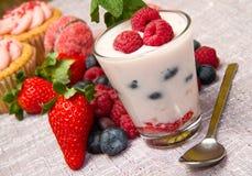 Yogurt Royalty Free Stock Images