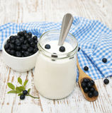 yogurt fotografia de stock royalty free