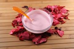 Yogurt Fotografia de Stock