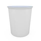Yogurt Cup Stock Images