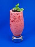 Yogurt di Bluberry Fotografie Stock Libere da Diritti