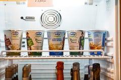 Yogurt di Mila immagini stock