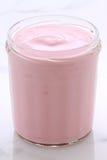 Yogurt francese di stile delle bacche Fotografia Stock Libera da Diritti