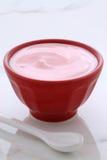 Yogurt francese di stile delle bacche Immagine Stock Libera da Diritti