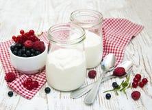 Yogurt Stock Image