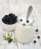 Yogurt Stock Photo