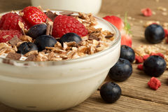 Yogurt Royalty Free Stock Images