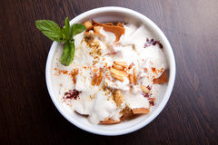 Yogurt Stock Photography
