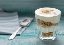 Yogurt parfait Royalty Free Stock Image