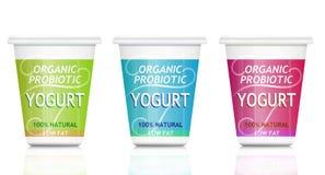 Yogurt Probiotic. Foto de Stock Royalty Free