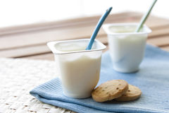 yogurt Royalty Free Stock Photos
