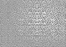 Yogya silvertapet Royaltyfri Foto