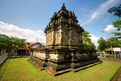yogyakarta της Ινδονησίας candi pawon Στοκ Φωτογραφία