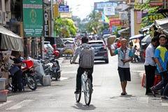 Yogyakarta in Indonesia Royalty Free Stock Photos