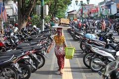 Yogyakarta in Indonesia Stock Images