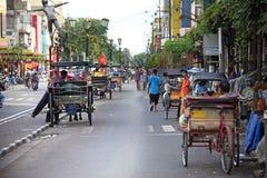 Yogyakarta in Indonesia Stock Image