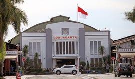 Yogyakarta in Indonesia Stock Photos