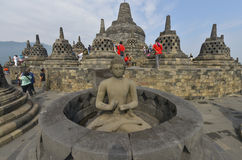 Yogyakarta, Java, Indonesia fotografie stock libere da diritti
