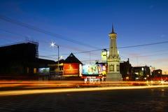 Yogyakarta-Monument Lizenzfreie Stockfotos