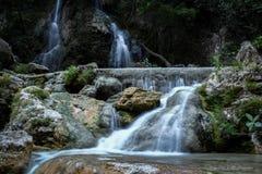 Yogyakarta Waterfall royalty free stock photo