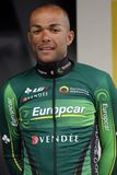 Yohan Gene  Team Europcar Stock Photo