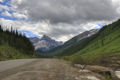 Yoho National Park Royalty Free Stock Image