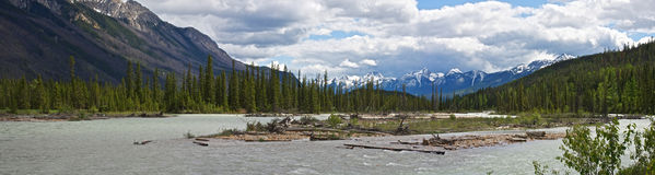Yoho National Park Royalty Free Stock Photos