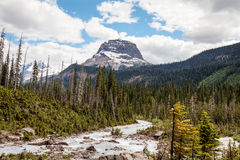 Yoho National Park, British Columbia, Canada. Stock Photos