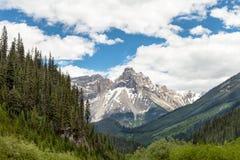 Yoho National Park, British Columbia, Canada. Stock Photos
