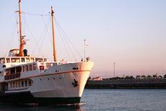 yohohama пассажирского корабля японии гавани стоковая фотография rf