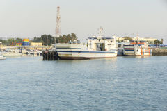 yohohama för ship för hamnjapan passagerare Royaltyfria Foton