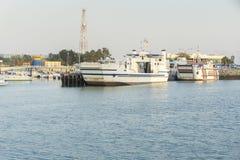Yohohama Hafen, Japan Lizenzfreie Stockfotos