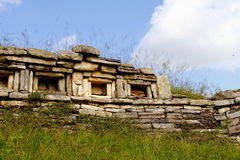 Yohualichan VII Stock Image