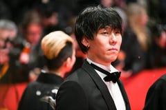 Yojiro Noda во время Berlinale 2018 Стоковые Фотографии RF