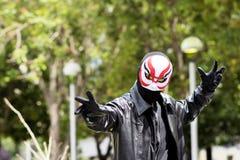 Yokai (großer Held 6) Cosplay Lizenzfreie Stockfotos