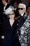 Yoko Ono Fotografia Stock Libera da Diritti